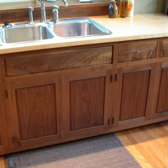 How To Make Kitchen Cabinets Pine Island Build From Scratch 2016
