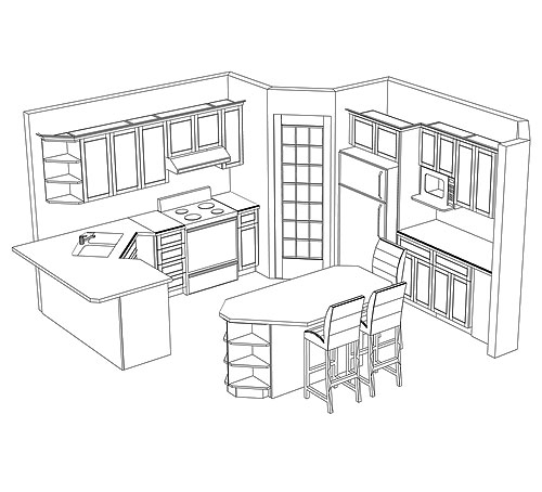 Well Formed Kitchen Pantry Cabinet Plans 2015