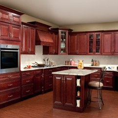 Discount Kitchen Knobs And Pulls Replacing Sink Faucet Wood Cherry Cabinets 2016