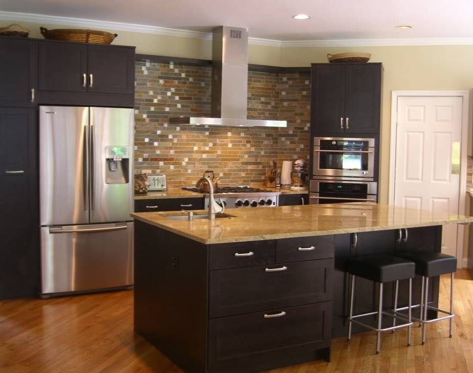 kitchen cabinet door fronts round black table quick online cabinets 2016
