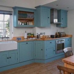 Cheap Unfinished Cabinets For Kitchens Kitchen Cabinet Price Blue Shaker Style 2016