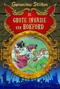Geronimo Stilton - De grote invasie van Rokford (2e recensie) - Ik vind  lezen leuk