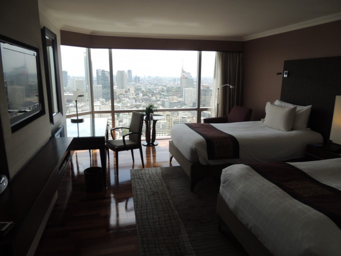 Pullman Bangkok Hotel G executive room