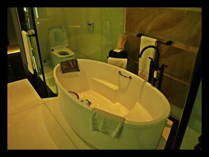 Geweldige badkamer