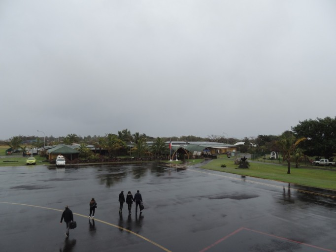 Vliegveld Paaseiland