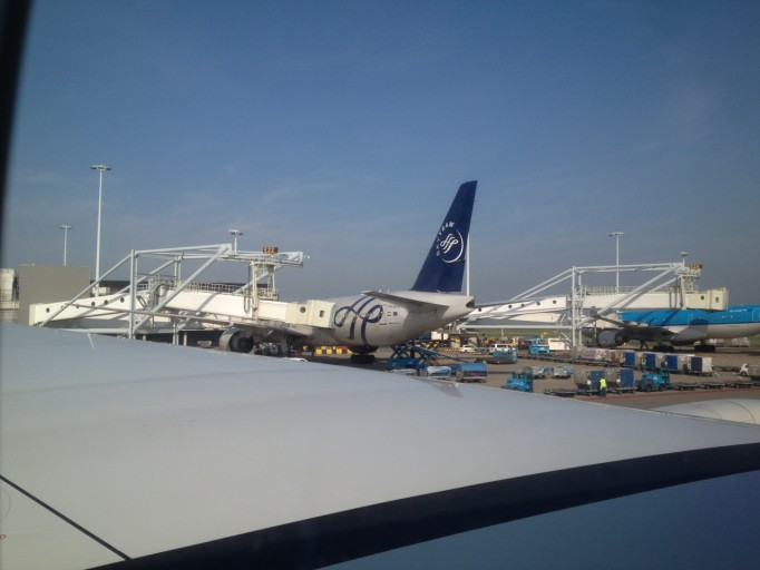 KLM Skyteam B77W