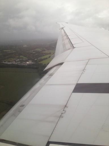 Bewolkt in Engeland