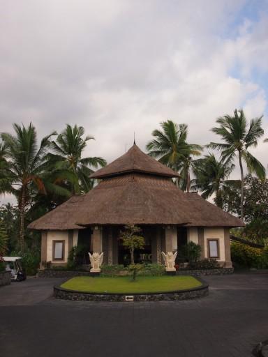 Aankomst bij het Viceroy Bali