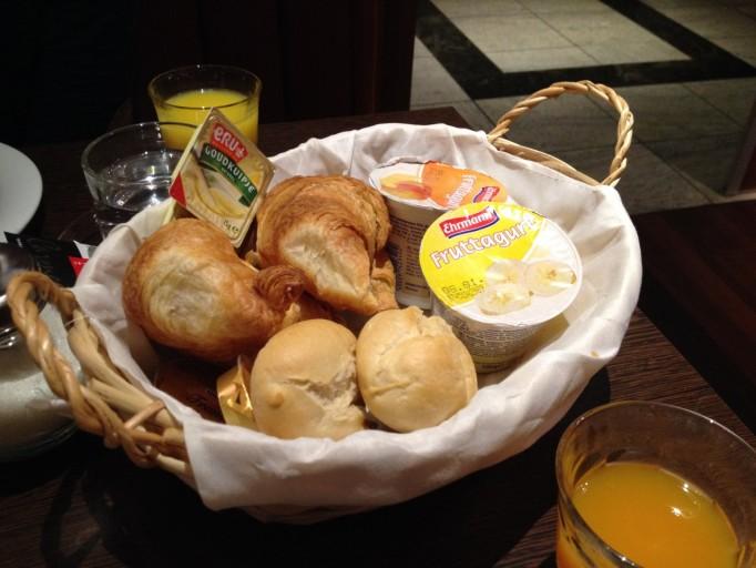 Breakfast Grand Hotel Amstelveen