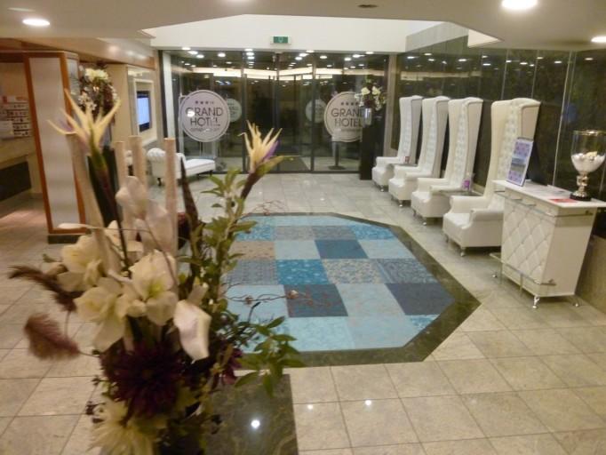 Lobby Grand hotel Amstelveen
