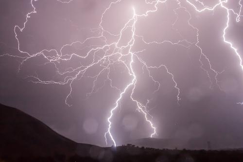 Onweer - God is almachtig