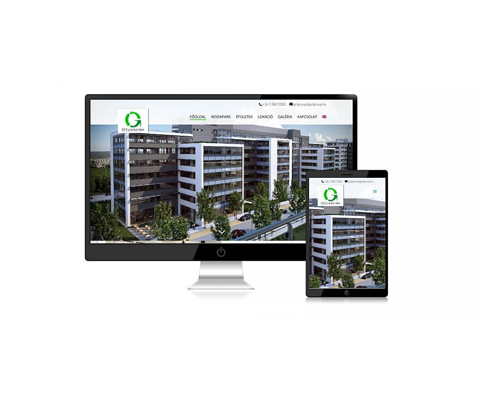 Mini üzleti weboldal URH szerviz
