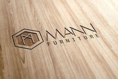Arculattervezés Logo Mann