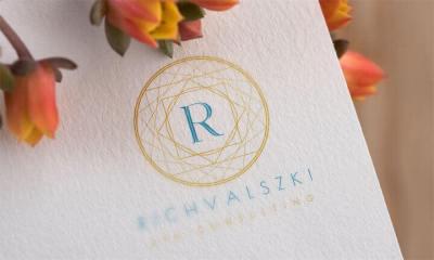 Arculattervezés logo Richvalszki Spa Consulting