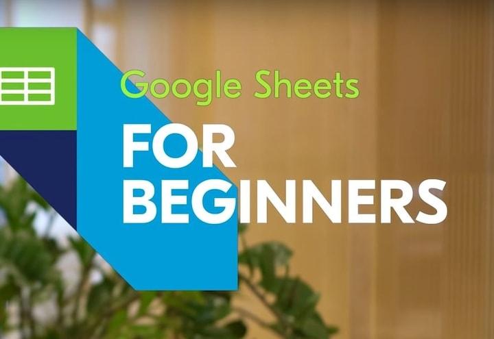 Google Sheets גוגל שיטס נוסחאות.