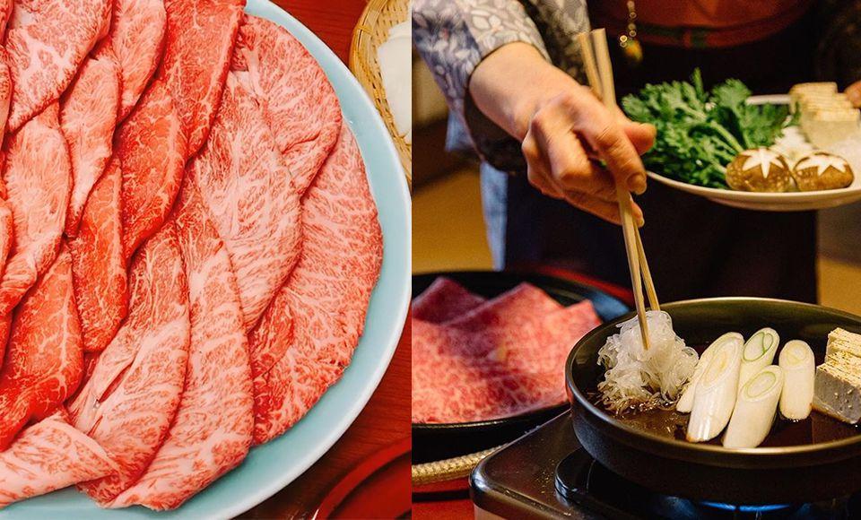 4家日本東京「和牛壽喜燒」推薦!一入口就融化的銷魂口感 - BEAUTY美人圈