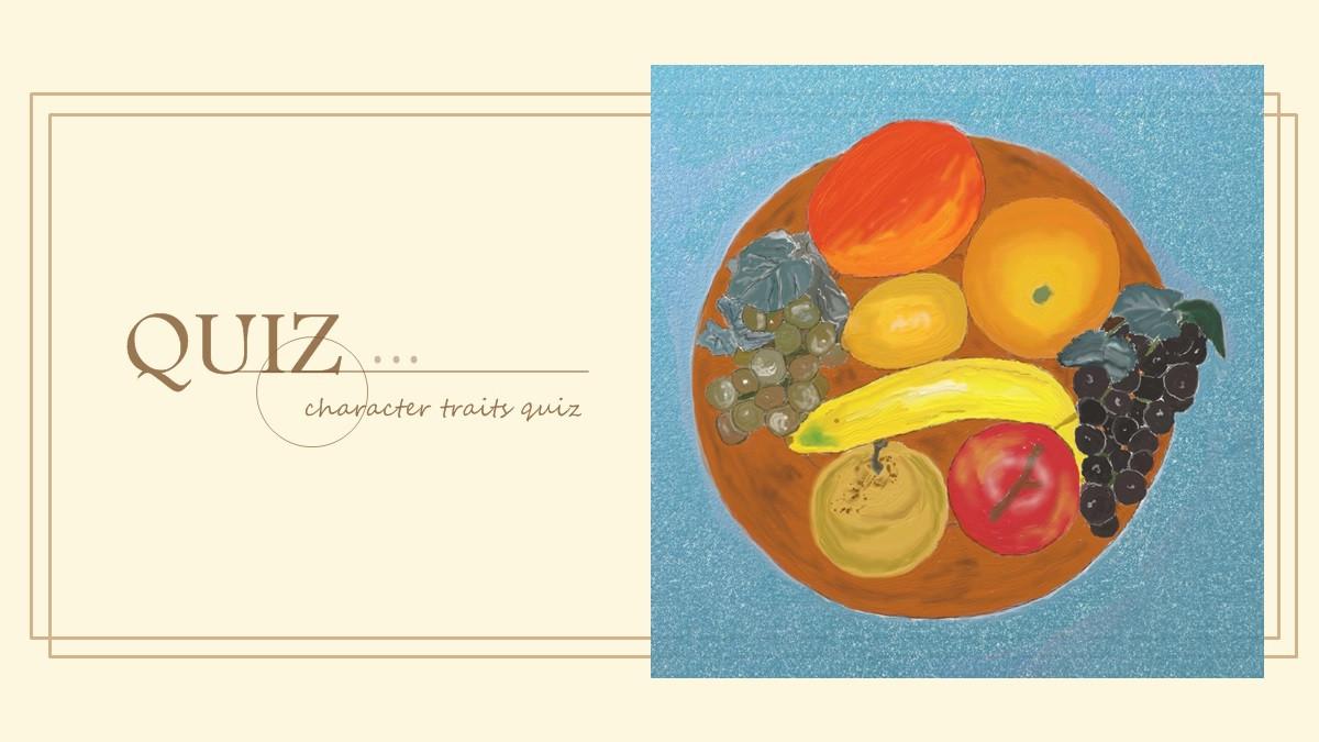 準到起雞皮疙瘩!國外熱門心理測驗,直覺選一種水果測你隱藏的人格特質 - BEAUTY美人圈