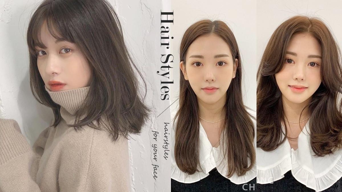 髮型師公開「5大臉型X髮型」速配公式!方臉留長直髮超NG,圓臉燙這種捲萬能瘦臉 - BEAUTY美人圈