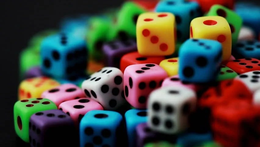 Board Games For Kids Rotates Stock Footage Video 3584153