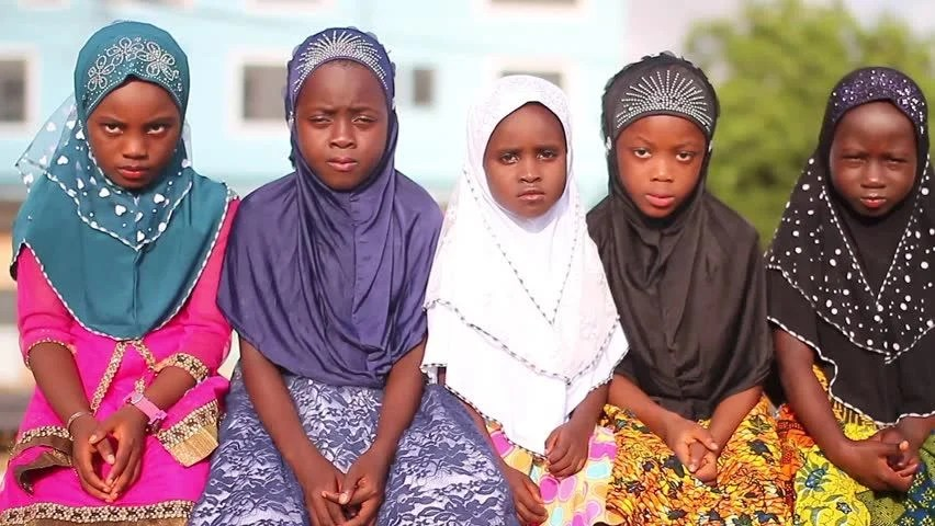 Image result for muslim women children