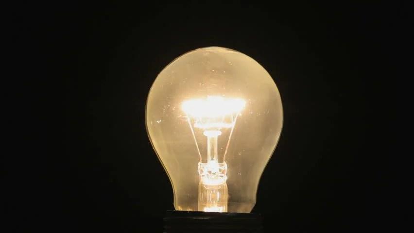 Coil Light Bulb