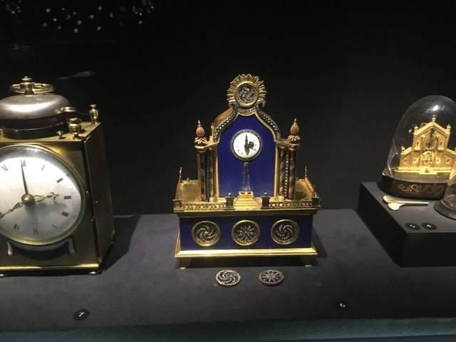 В Музее Ислама находится редчайшая коллекция часов