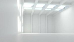 empty 4k interior rendering abstract 3d lighting side animation shutterstock reflective refrigerator footage daylight