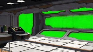 spaceship interior background screen scifi inside bedroom cockpit footage 4k shutterstock