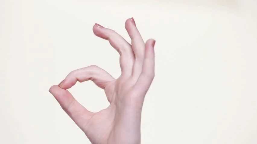 Gesture definitionmeaning
