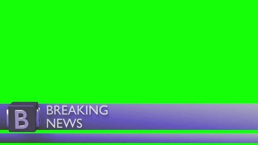 Lower 3rd News Corporate Dual Third L3rd Purple Stock Footage Video 9195854 Shutterstock