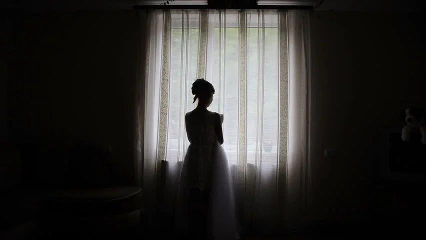 Sad Girl Sitting Alone Hd Wallpapers Shot Of Male Inline Walking Along Hostel Corridor Static