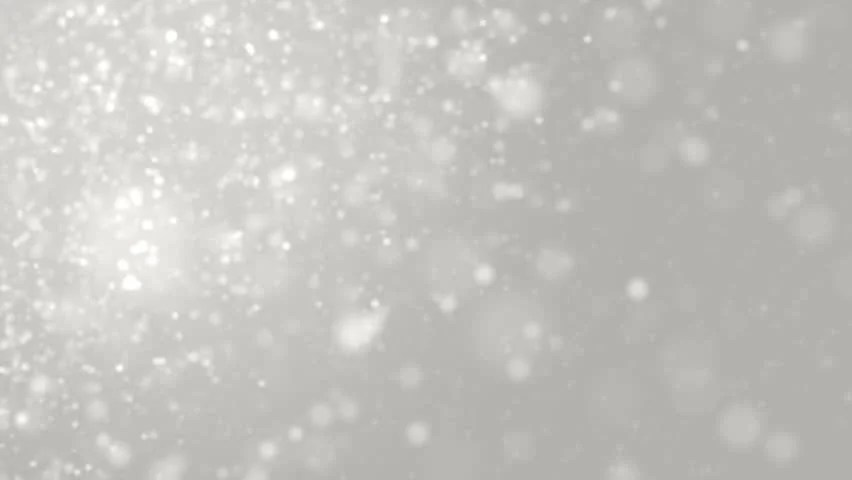 Download Snow Fall Animated Wallpaper White Glitter Background Seamless Loop Winter Theme