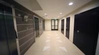 Scary Hallway Hotel Camera Travelling High Definition Pov ...