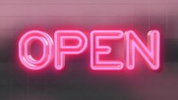 Pink Neon Light Tubes Stock Footage Video 2335709 ...