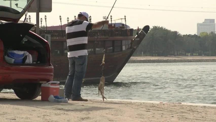 Image result for Dubai's harbor fishermen, photos