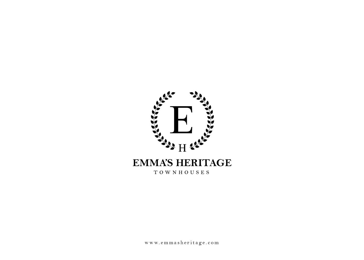 EMMA'S HERITAGE brochure design