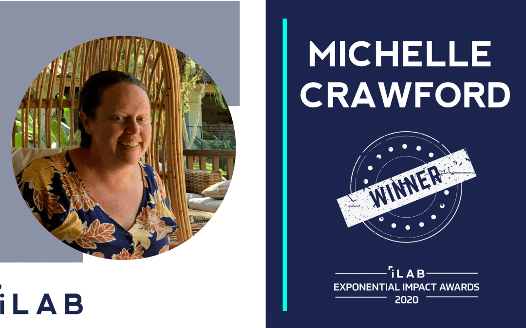 Michelle Crawford: Exponential Award Winner