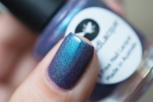 Lilypad Lacquer_Out in space_Aurora australis_01