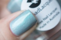 Lilypad Lacquer_Out in space_Aurora borealis_05