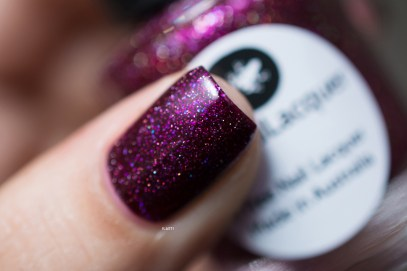 Lilypad Lacquer_Out in space_Nebula_10