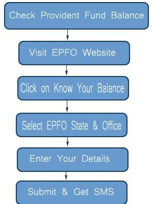 How to Check Provident Fund Balance Online