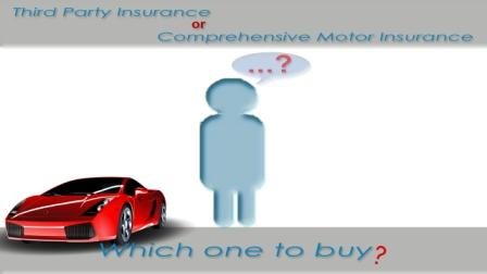 Third Party or Comprehensive Motor Insurance – Which One to Buy?