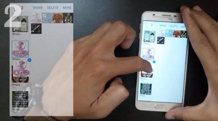 Samsung galaxy tips