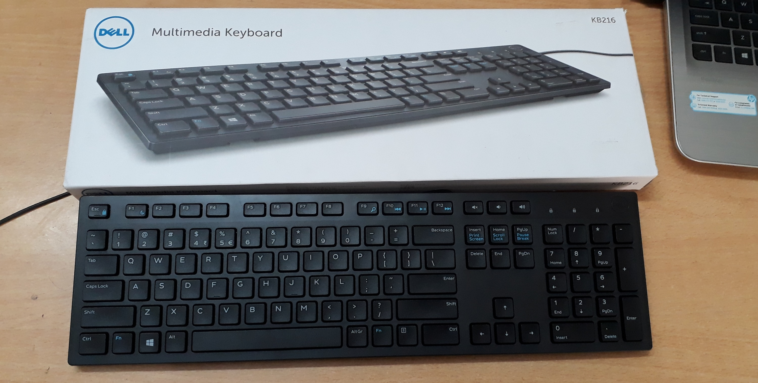 dell kb216 review