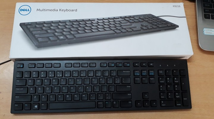 Dell KB216 Keyboard Review – Best Keyboard Under Rs. 500