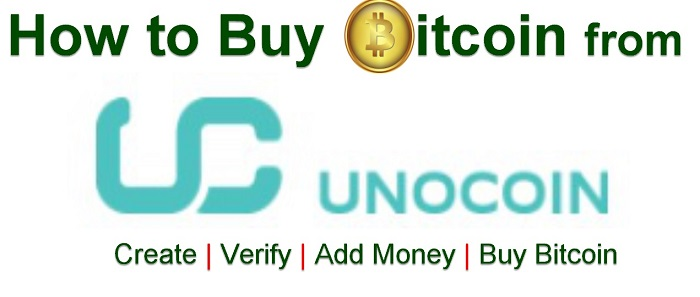 How to Buy Bitcoin from Unocoin Online