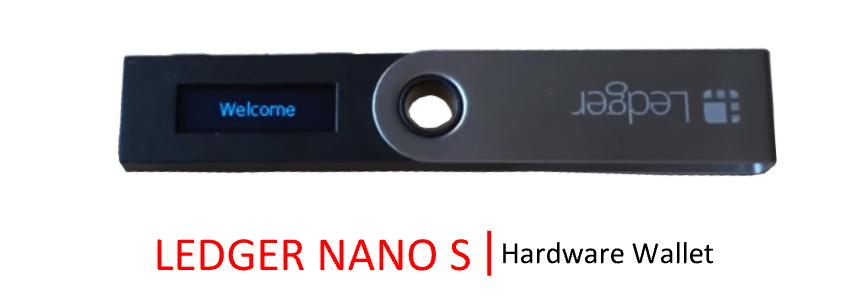 ledger nano s bitcoin hardware wallets