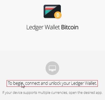 send bitcoin to ledger nano s hardware wallet