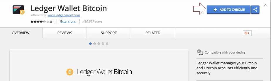 send bitcoin to ledger nano s wallet