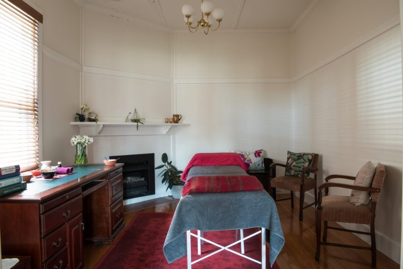 Acupuncture Gallery Auckland of Treatment Room